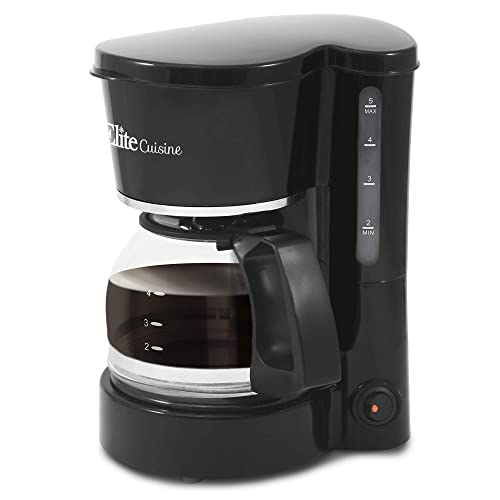 Elite Cuisine EHC-5055 Automatic Brew