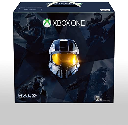 Xbox One (Halo: The Master Chief Collection 同梱版) 5C6-00006 ...