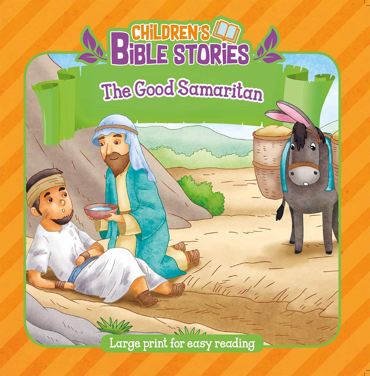 The Good Samaritan Children S Bible Stories John Ritchie Ltd