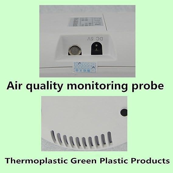 Auto & Indoor Solar purificador de aire con filtro HEPA de carbón activo – adsorción Aire Ambientador difusor Oxígeno anions: Amazon.es: Coche y moto