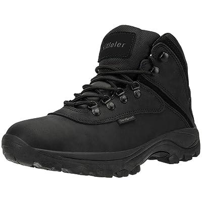 Kitleler Men's Waterproof Hiking Boots Lightweight Outdoor Winter Boots: Shoes