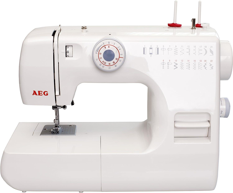 AEG Máquina de Coser 122: Amazon.es: Hogar