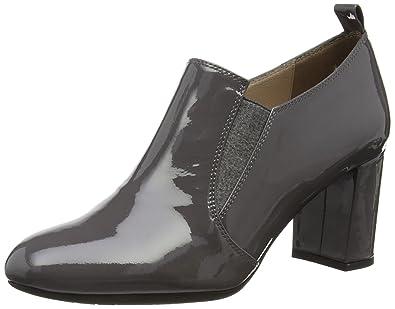 Minto_Pa, Zapatos de Tacón Mujer, Gris (nuvol), 38 EU (5 UK) Unisa