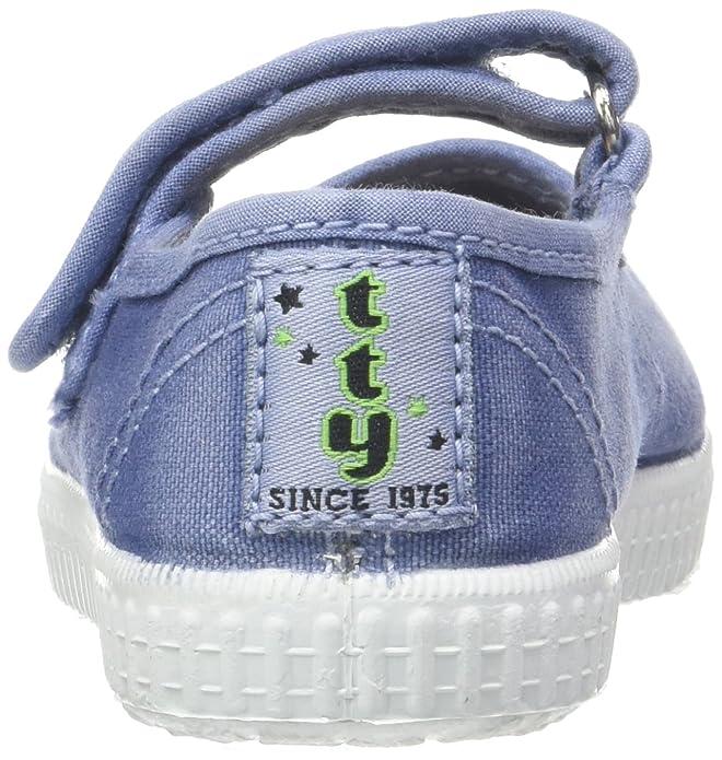 babybotte Sneaker Bambine e Ragazze, Rosa (Rosa (Rose Delave 730)), 34 EU