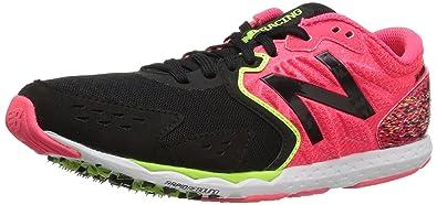 New Balance Womens whanz Running Shoe, Pink/Black, ...