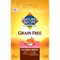 Nature'S Recipe Grain Free Dry Dog Food Salmon, Sweet Potato & Pumpkin Recipe