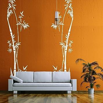 Amazoncom Vinyl Bamboo Wall Decal Bamboo Decal Quotes Tree Wall - Vinyl wall decals bamboo