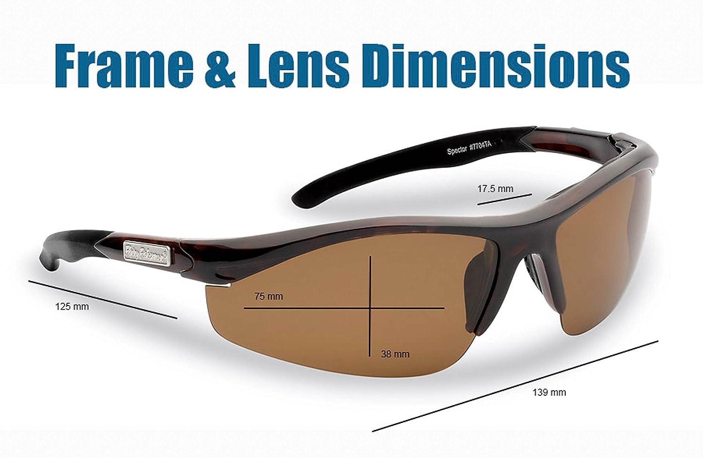 7cb7023a8c35 Flying Fisherman 7704TA Spector Polarized Sunglasses, Unisex-Adult,  Tortoise Frames/Amber Lenses, One Size: Amazon.com.au: Sports, Fitness &  Outdoors