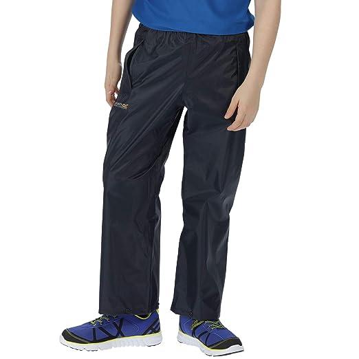 Navy Blue Boys Age 18-24 Months Regatta Waterproof Trousers