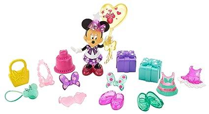 caaaa8cfdf98d Amazon.com: Fisher-Price Disney Minnie, Birthday Surprise: Toys & Games