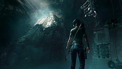 Shadow of the Tomb Raider - PlayStation 4 - [AT-PEGI] [Importación ...