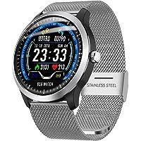 SJZX N58 ECG PPG-Smartuhr EKG-EKG-Display EKG-Herzfrequenzmonitor Blutdruck-Smartwatch