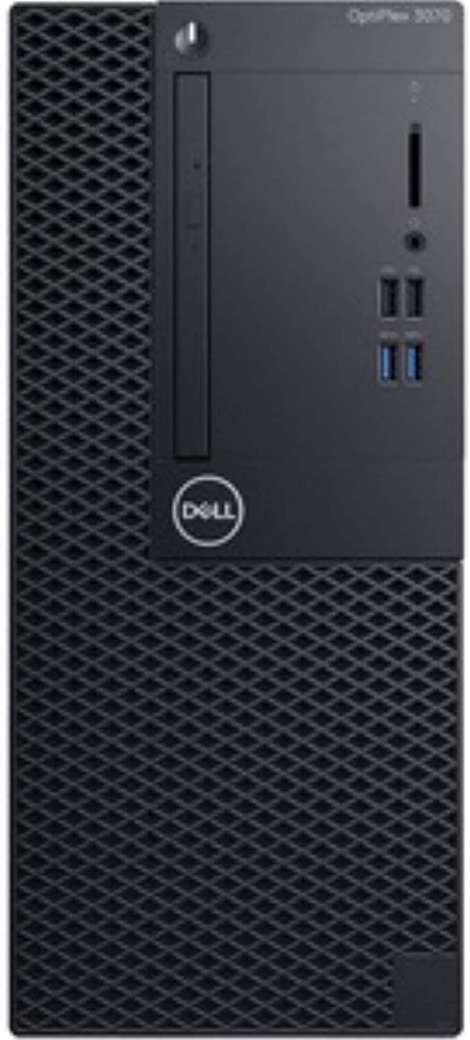 Dell OptiPlex 3070 Desktop Computer - Intel Core i5-9500 - 4GB RAM - 500GB HDD - Tower