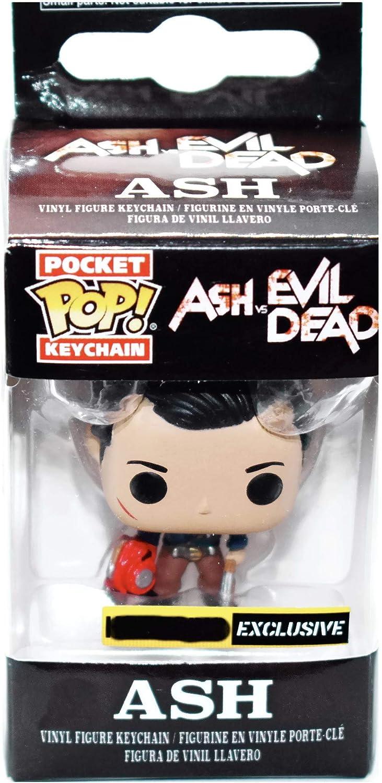 Funko POP! Keychain - Ash vs. Evil Dead - Ash [Exclusive!]