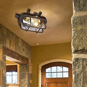MEILING Outdoor Explosionsgeschützte Lampen Vintage Industrial Style  Wandleuchten Deckenleuchten LOFT Personalisierte Leuchten Vintage Bar Hall  Lights