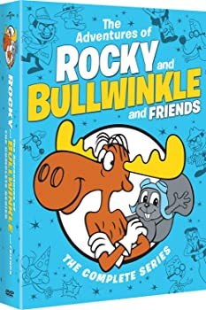 Adventures of Rocky & Bullwinkle and Friends: The Complete Series (DVD)