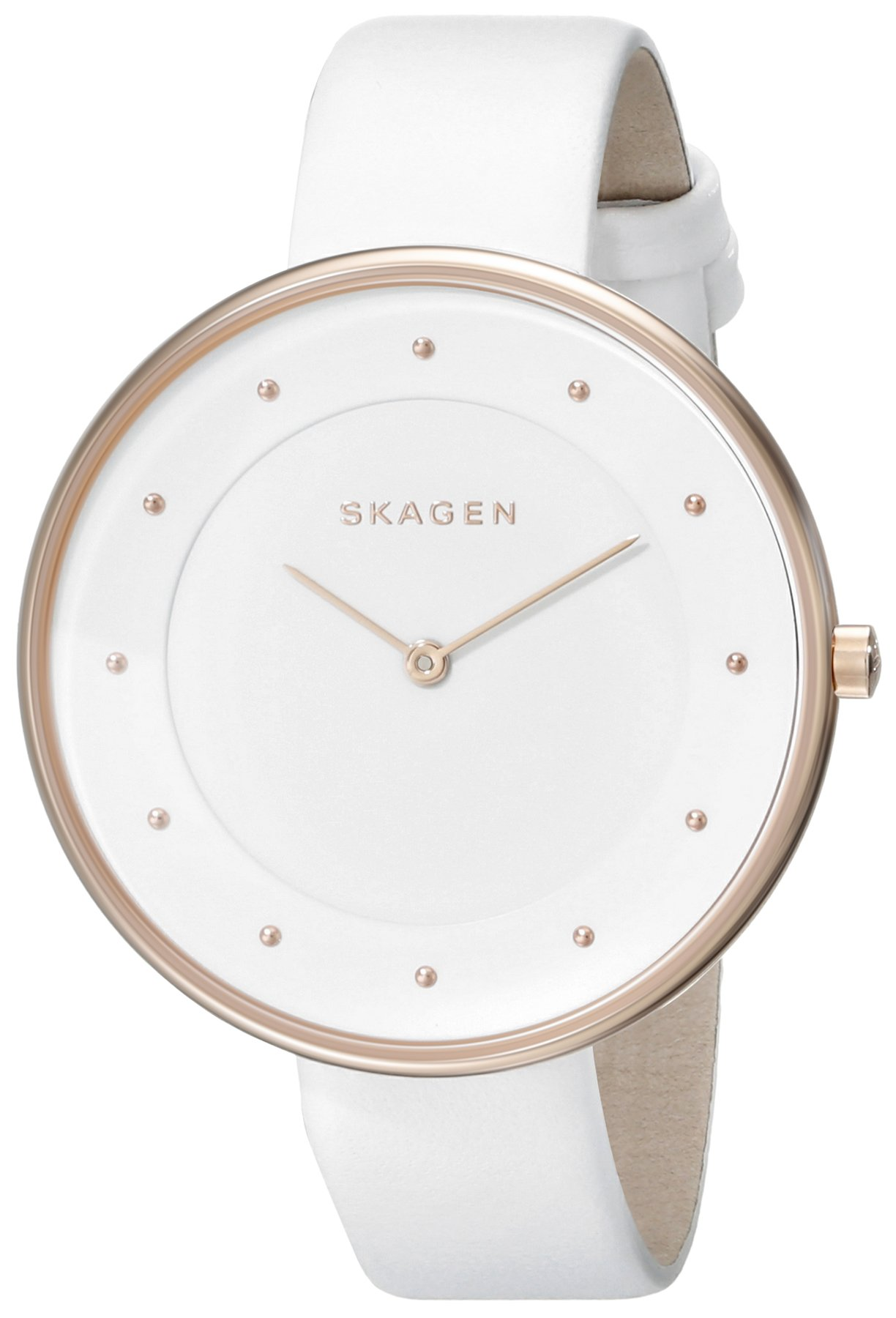 Skagen Women's SKW2291 Gitte Rose Gold-Tone Stainless Steel Watch