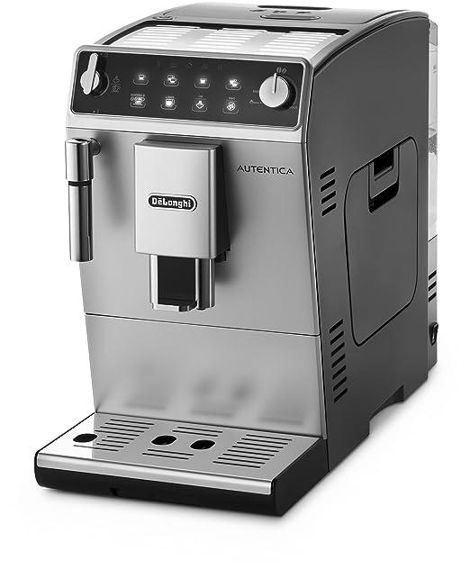 131 opinioni per De'Longhi macchina per caffè espresso superautomatica ETAM29.510.SB Autentica