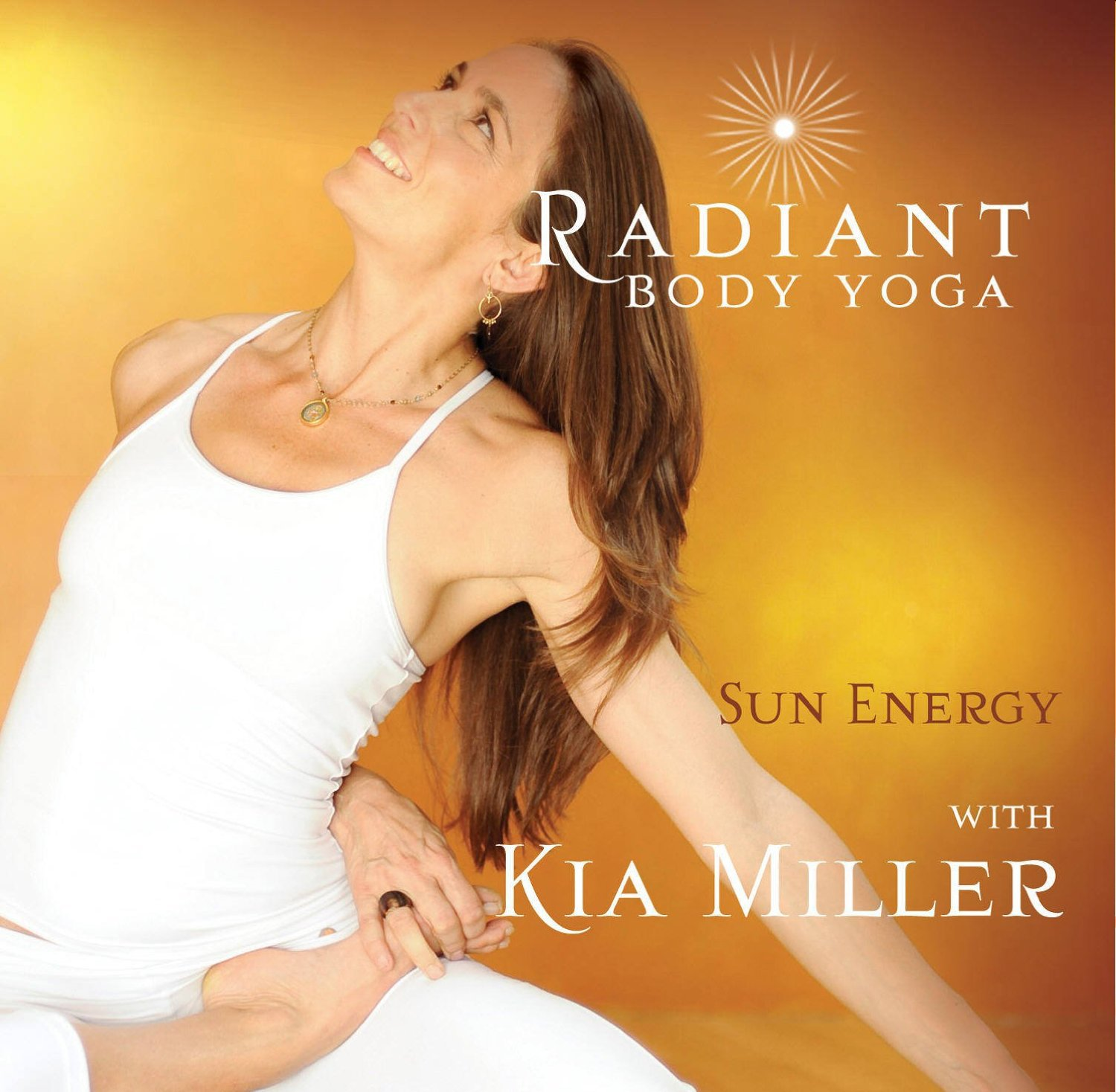 Amazon.com: Radiant Body Yoga - Sun Energy: Kia Miller ...