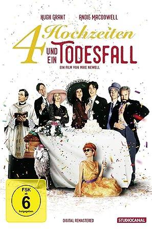 Vier Hochzeiten Und Ein Todesfall Amazon De Hugh Grant Andie