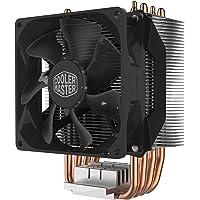 Air Cooler Para Processador Cooler Master Hyper H412R (Sem Iluminação) Com 4 HeatPipes e Ventoinha 92mm
