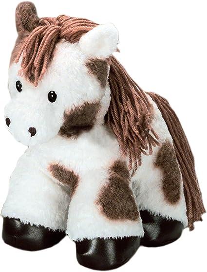 Multicolor Plush Toy Horse