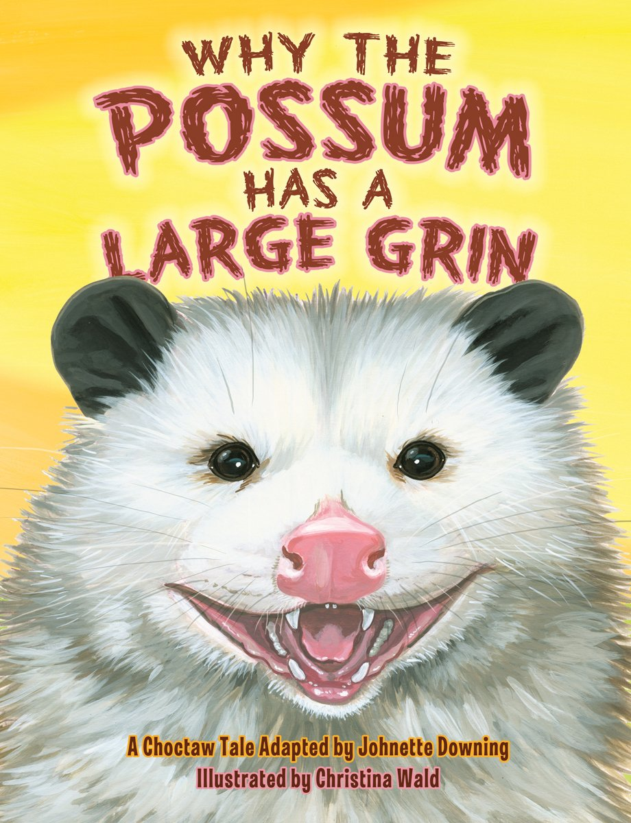 Why the Possum Has a Large Grin pdf