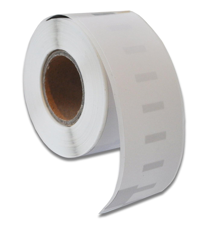 Compatibile per Dymo 99010 Termico Bianco Etichette di indirizzos Confezione da 5