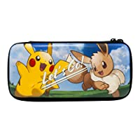 HORI Nintendo Switch Let's Go Pikachu/Eevee Pouch - Officially Licensed By Nintendo & Pokemon - Nintendo Switch (Nintendo Switch)