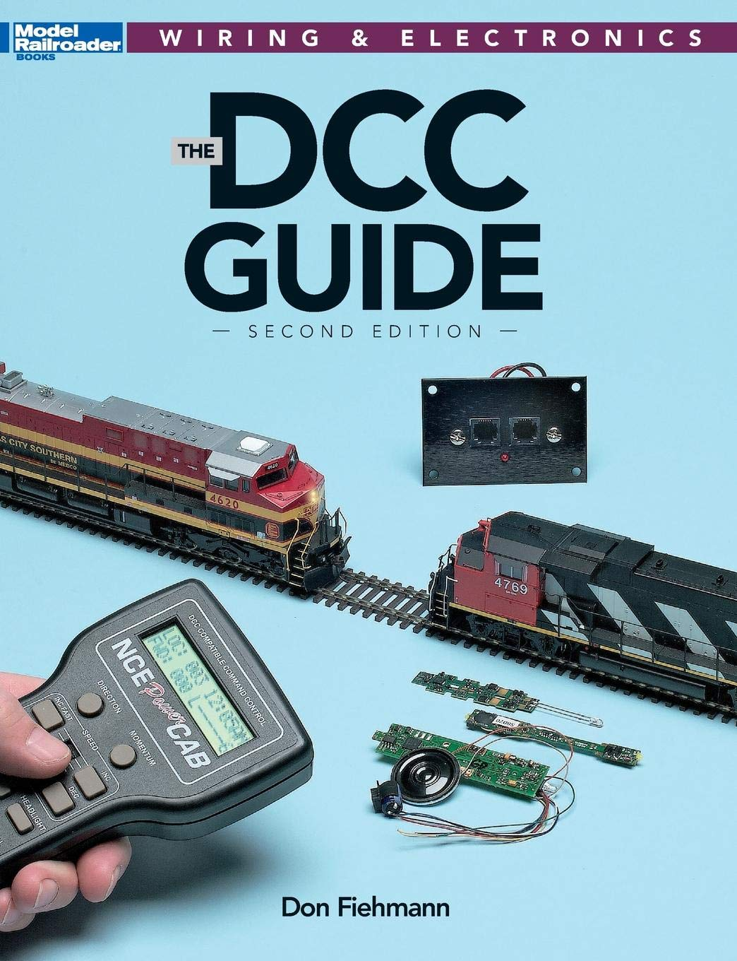 Download The DCC Guide, Second Edition (Model Railroader Books: Wiring & Electronics) ebook