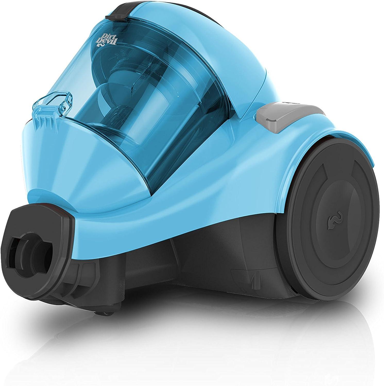 Dirt Devil Popster Splash Aspirador sin bolsa, eco, ciclónico, 800 ...