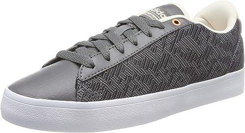 adidas Damen Cloudfoam Daily Qt Clean Sneaker