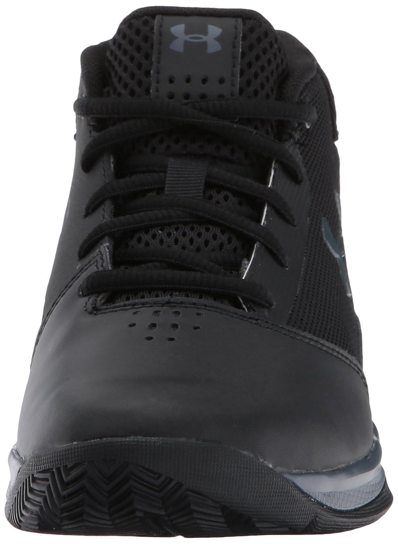 timeless design 899b4 7e321 ... Sous Préscolaire Chaussures De Basket-ball De Jet Ua Pour Enfants  D armure XXnxCfGcE ...