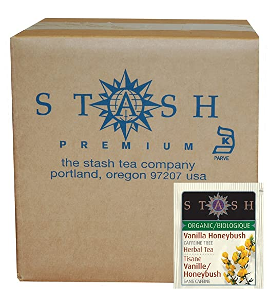 Stash Honeybush Vanilla Tea