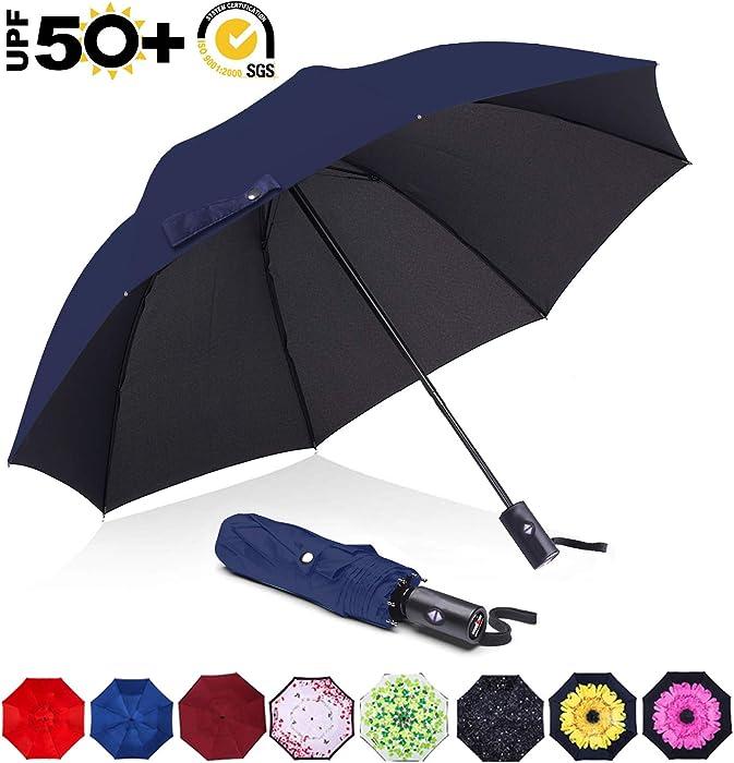 Top 8 Cooling Umbrella Uvb Upf
