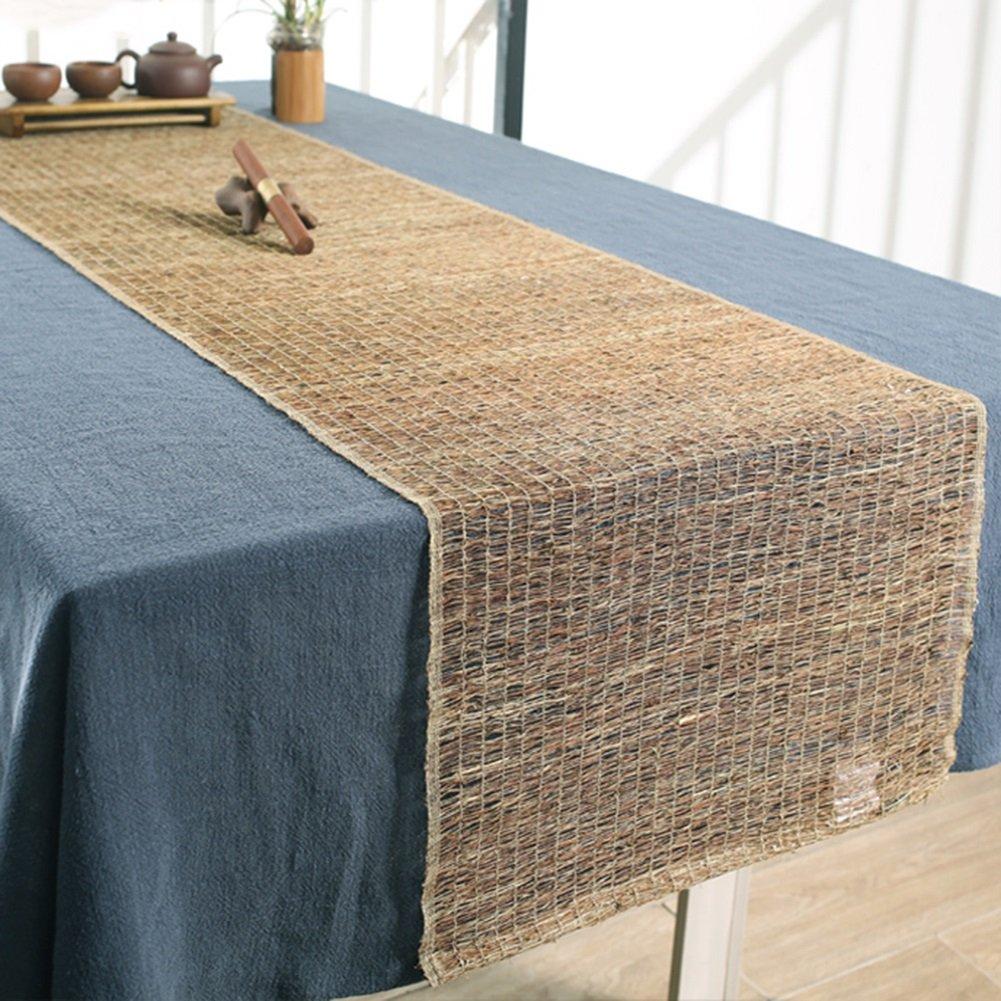 JIANFEI テーブルランナー 長方形 環境保護 高品質 手作り、 オプションの7サイズ (サイズ さいず : 45*220cm) 45*220cm  B07D8VLC14