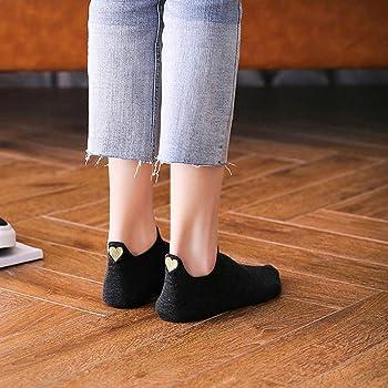 Tosonse Calcetines Informales Para Mujer De Moda Informal ...