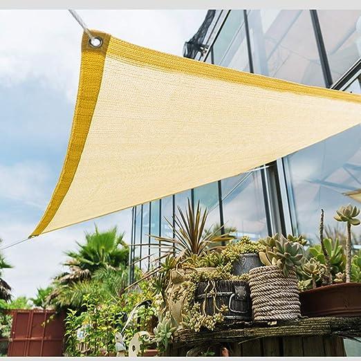 E.Enjoy - Tela de Sombra para Invernadero, Color Beige, 90% Tela de protección Solar, para Techo de Coche, cobertor de caseta de Granero, pérgola de jardín antiUV Permeable: Amazon.es: Jardín