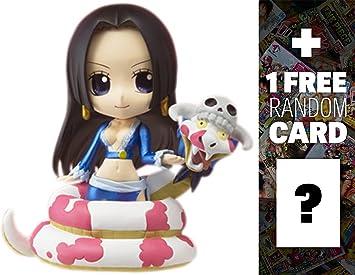 Amazoncom Boa Hancock Con Salome Mini Figure One Piece