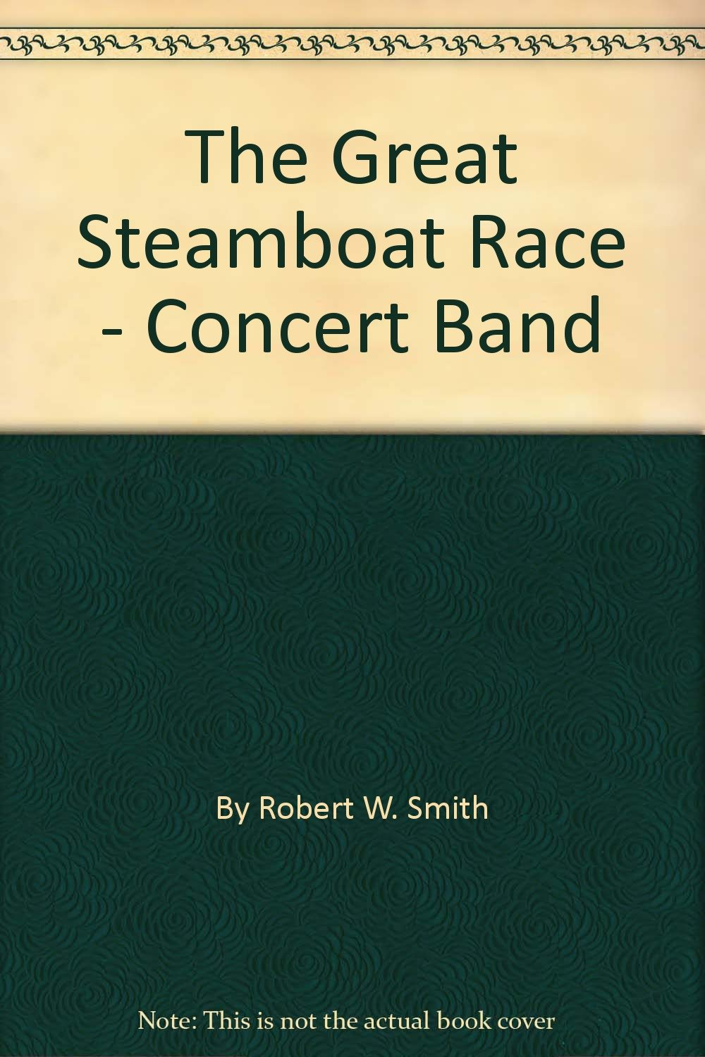 Download The Great Steamboat Race - Concert Band PDF