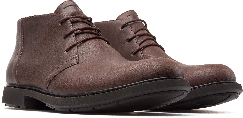 200) marrón marrón Camper (Dark Hombre para Oxford Cordones