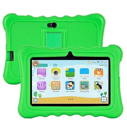Xgody T702 7 Pulgadas HD Kids Tablet PC para niños Quad Core ...