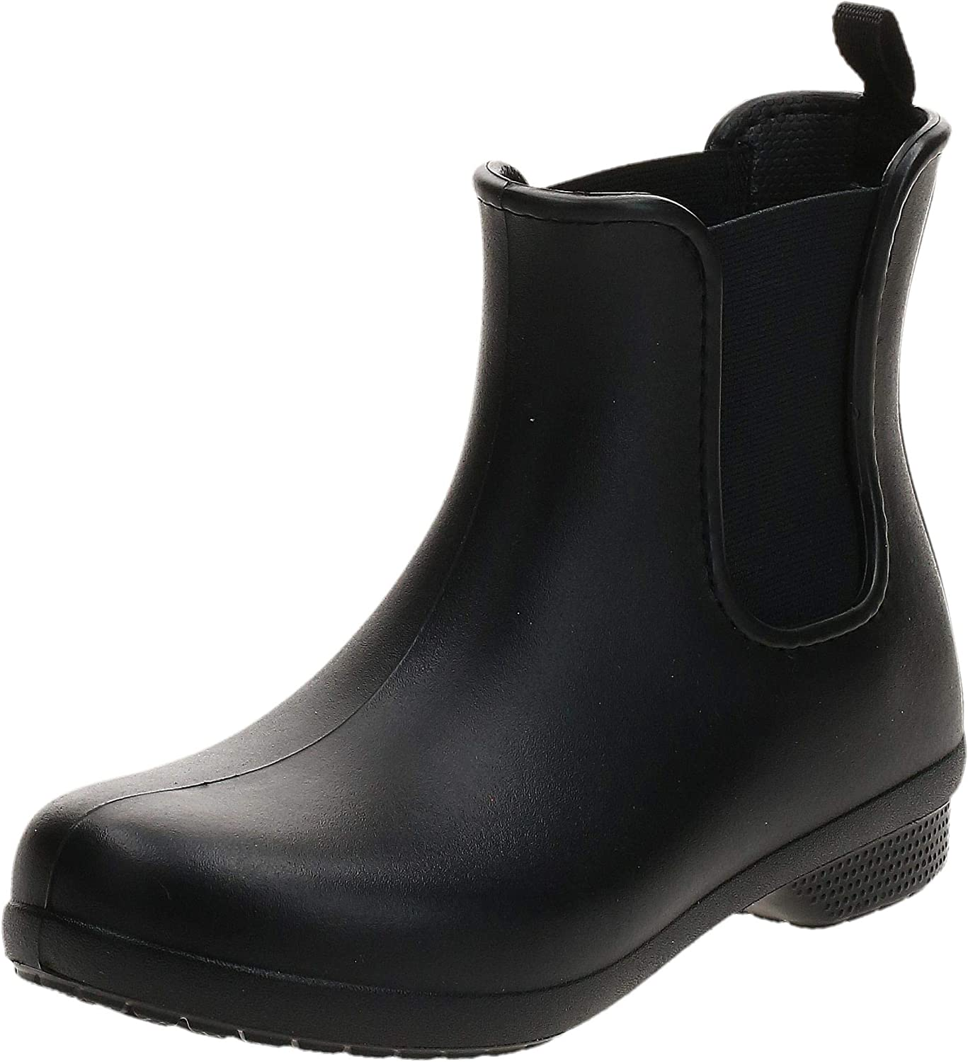 Crocs Womens Freesail Pull On Fashionable Chelsea Boots