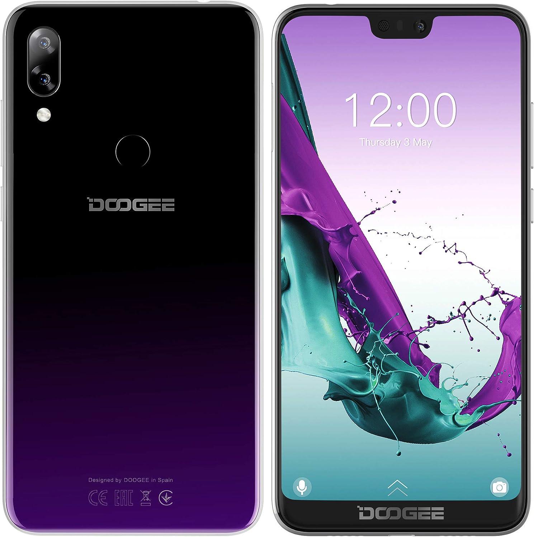 DOOGEE N10 Smartphone Móvil Libre: Amazon.es: Electrónica
