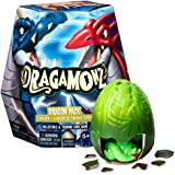 Dragamonz Collectible Figure & Trading Card Game Dragon Pack Mystery 1-Pack