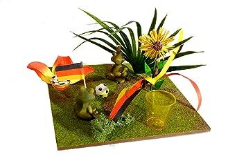 Geldgeschenk Fussball Geldverpackung Gutschein Sport Verpackung