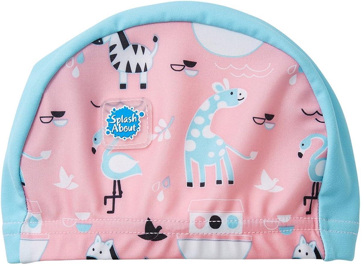 Splash About Kids Swimming Hat Gorro de natación, Unisex bebé