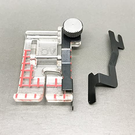 Austin Janome - Prensatelas para maquinaria de 9 mm, Metal, 14 x 9,