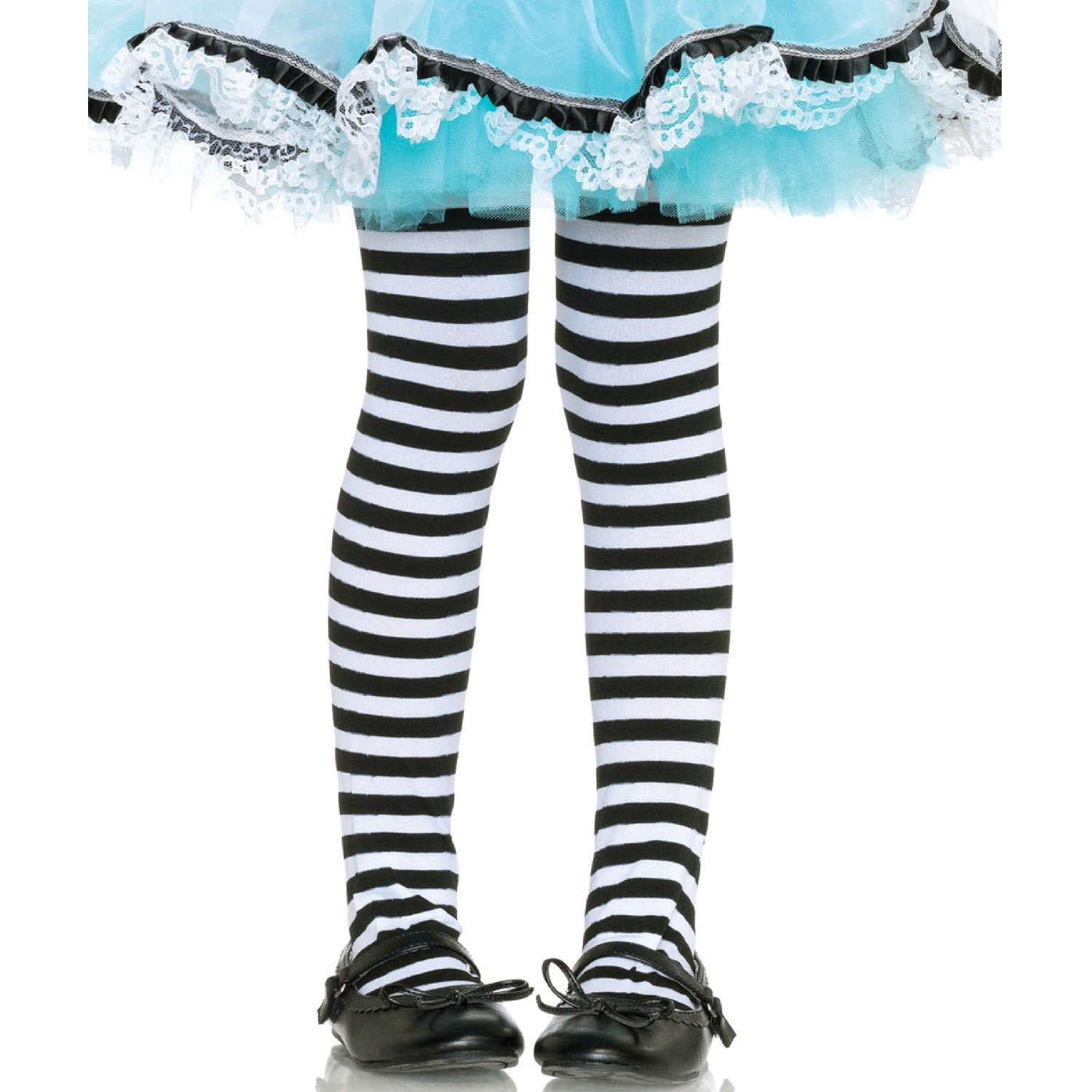 Children's Striped Tights Children' s Striped Tights Leg Avenue- Kids costumes 471002011
