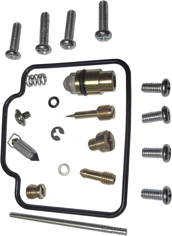 All Balls 26-1080 Carburetor Repar Kit (Arctic Cat 300 2x4/4x4/Utility)